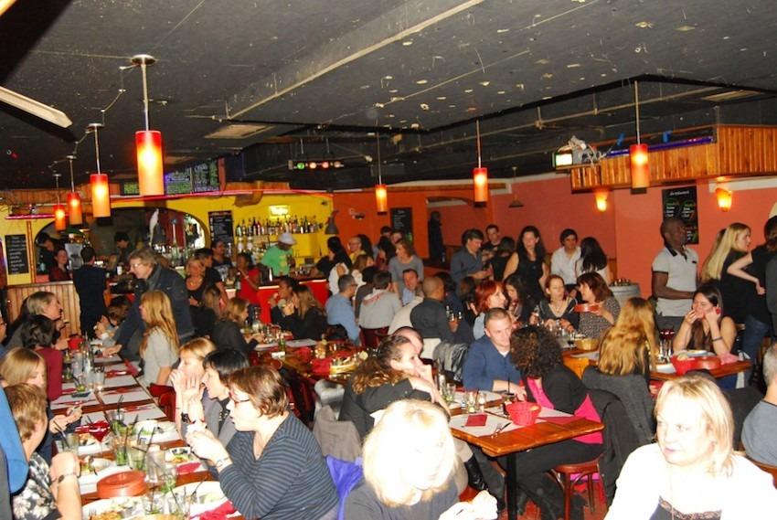 Night bars la pachanga things to do in paris - Restaurant la grille paris 10 ...