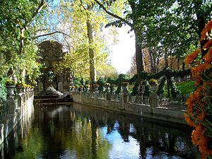 Luxembourg is one of the top things to do in Paris.