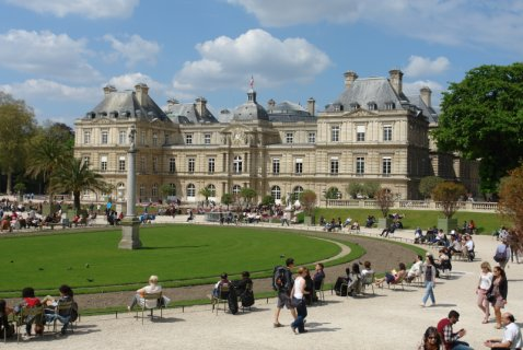 Luxembourg is a nice thing to do in Paris.