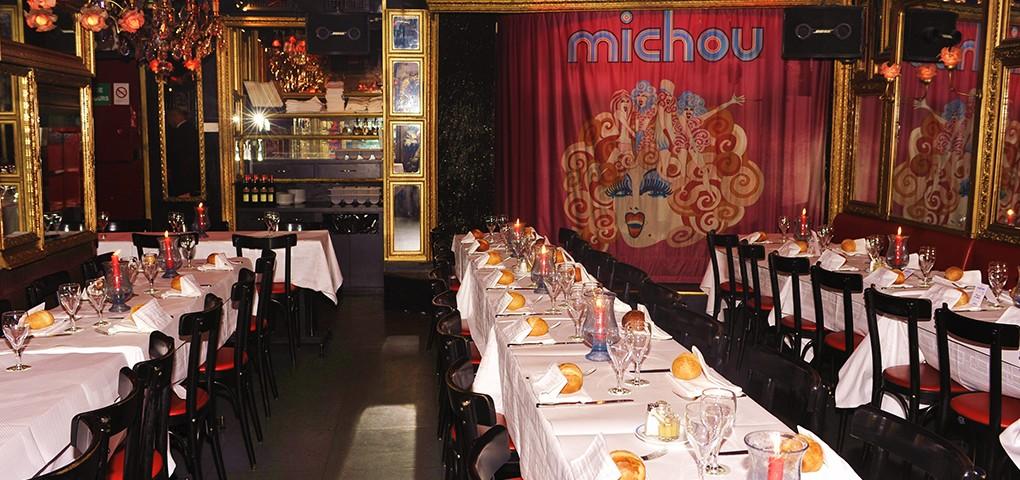 cocktail place chez michou paris