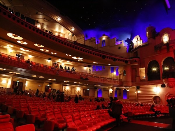 Picture of le grand rex in Paris, a nice things to do !