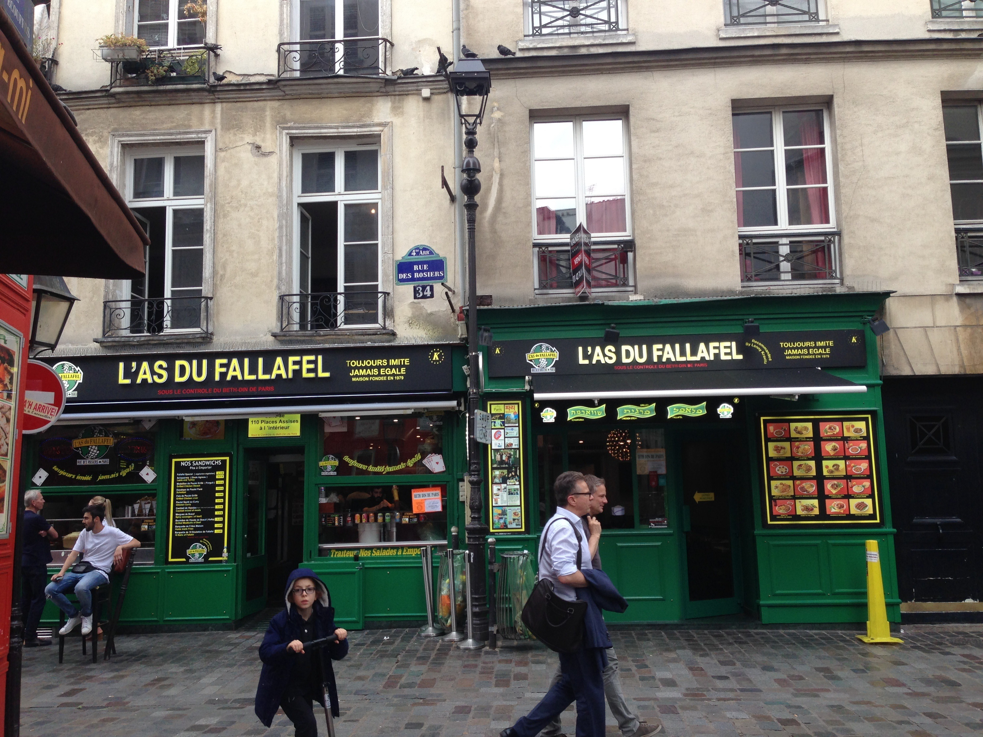 Picture of a top things to do in le Marais.