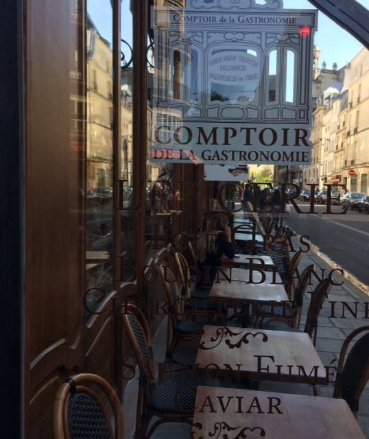 Le comptoir de la gastronomie things to do in paris - Comptoir de la gastronomie ...