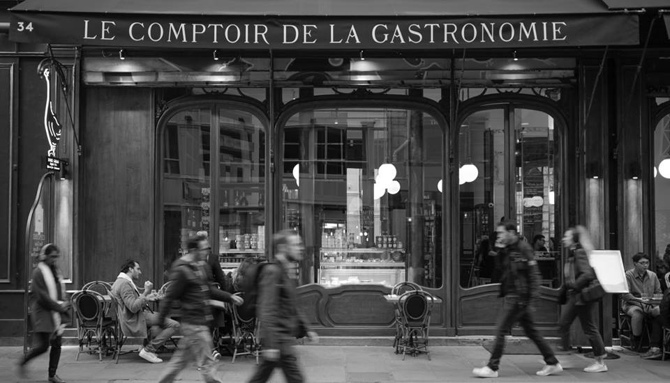 Restaurant le comptoir de la gastronomie things to - Le comptoir paris restaurant ...