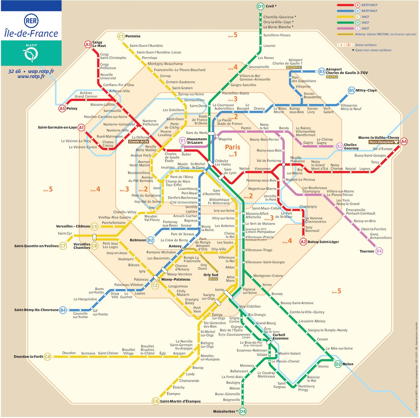 Public Transports Things To Do In Paris